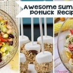 35+ Recipe Ideas for your Next Potluck!