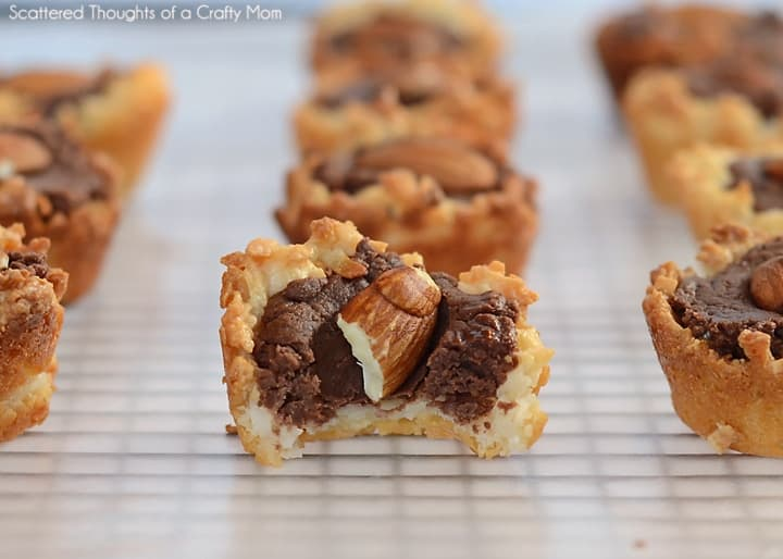 Almond and Chocolate Macaroons