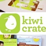 craft subscription box / kiwi crate review