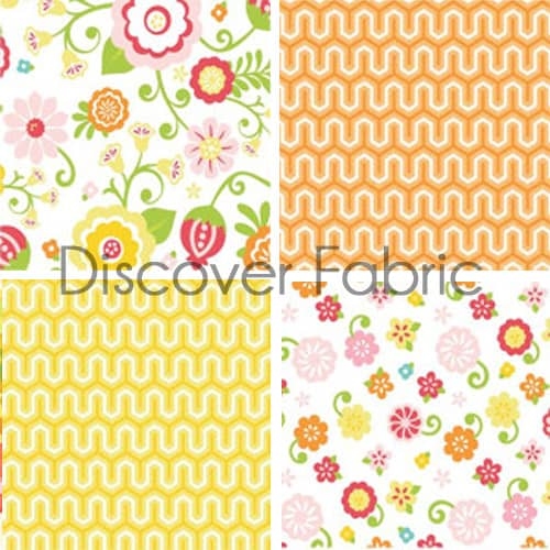 Simply Sweet By Lori Whitlock - Riley Blake Designs from Discover Fabrics