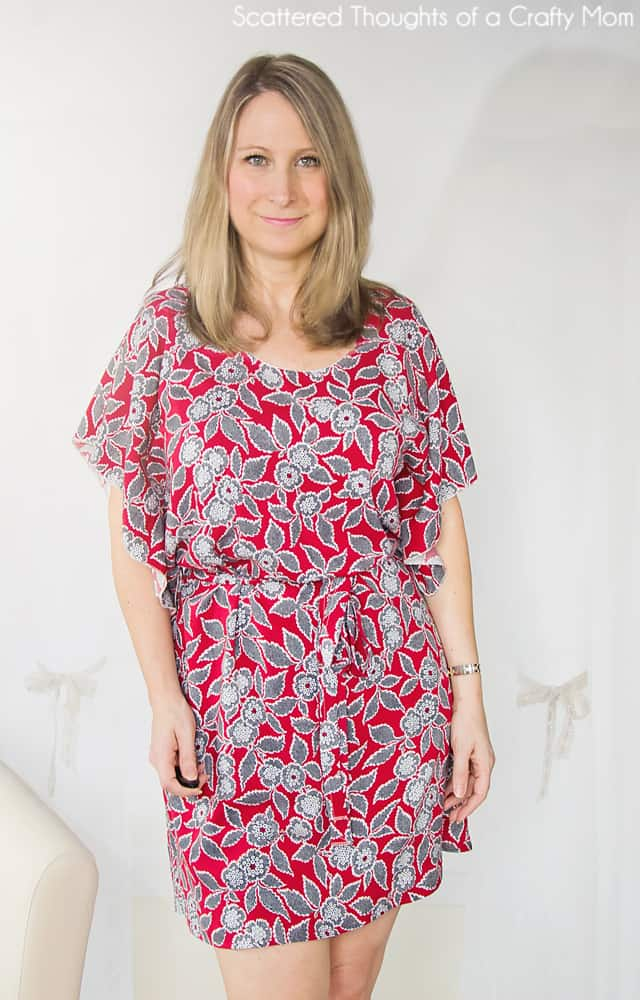 Lesley Flutter Top Pattern (50% of this week!) and Giveaway ...