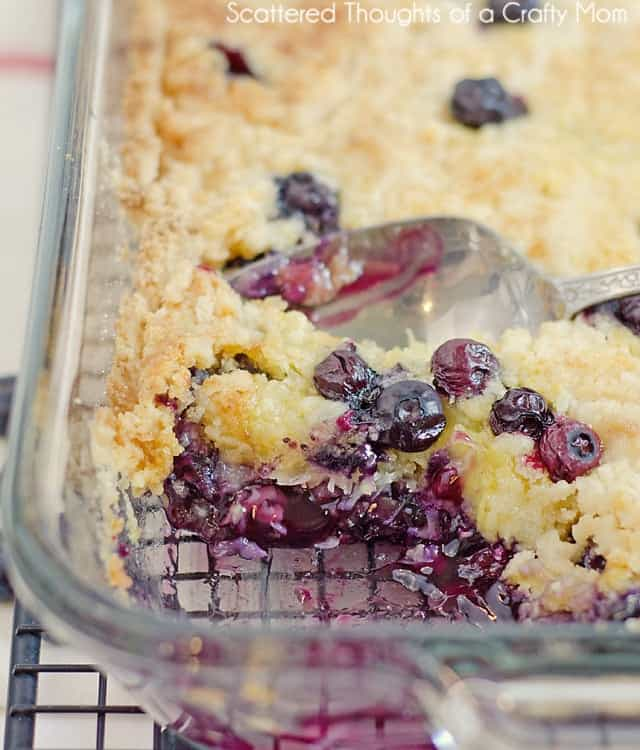 Make Blueberry Cake Filling Recipe