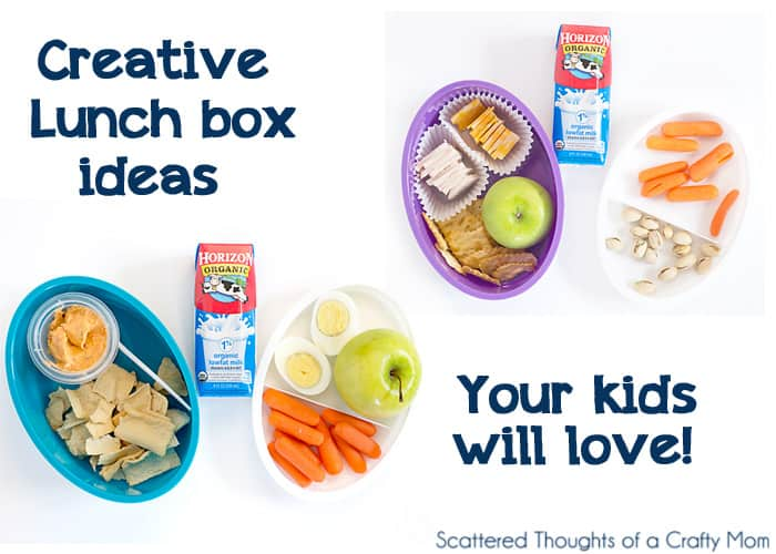 7 Deliciously Creative Lunchbox Ideas
