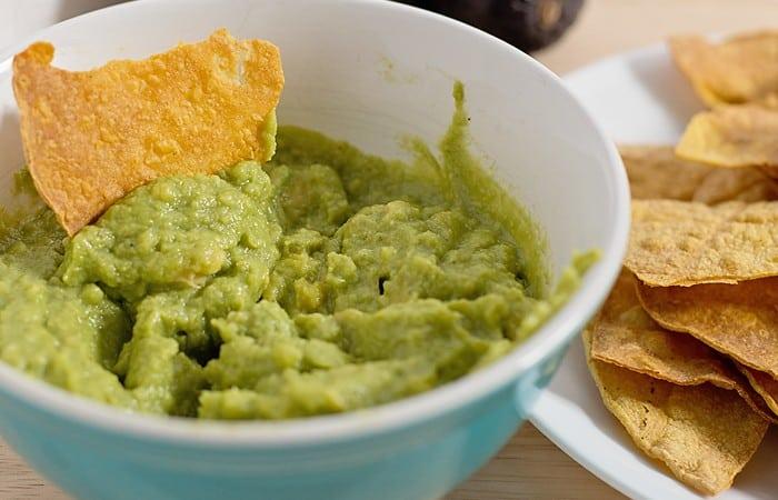 Creamy Avocado Dip, & 20+ Healthy Snack Ideas for Kids