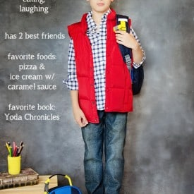 Back to School Picture Ideas and Outfits!