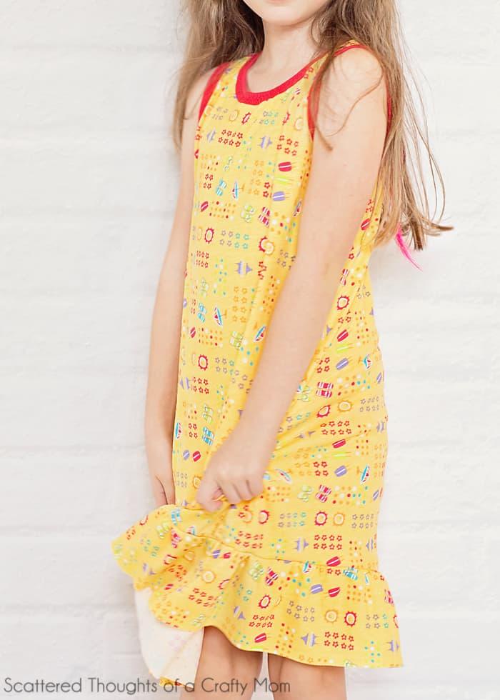 free nightgown pattern