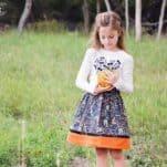 sew a skirt for halloween