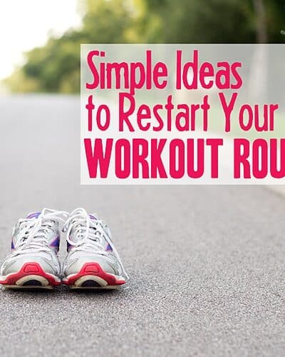 Simple Tips to Restart Your Workout Routine