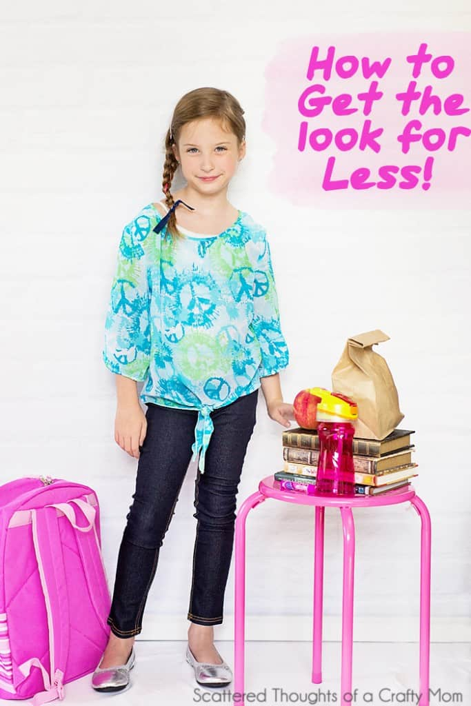 Get the look for less at MoxieJean! (a fabulous online shop to buy and sell gently used, upscale kids clothing.)
