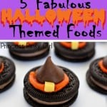 5 Easy to Make, Fabulous Halloween Themed Foods!