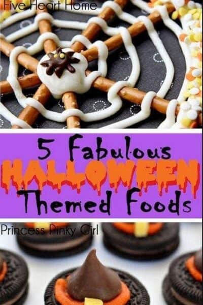 5 Fabulous Halloween Themed Foods