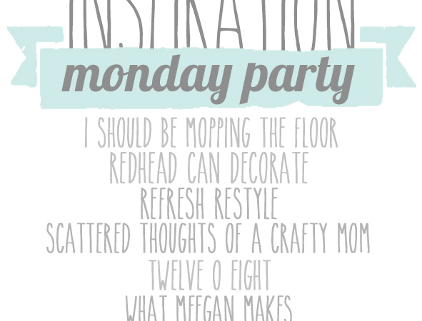 Inspiration Monday Party #69 (plus features)