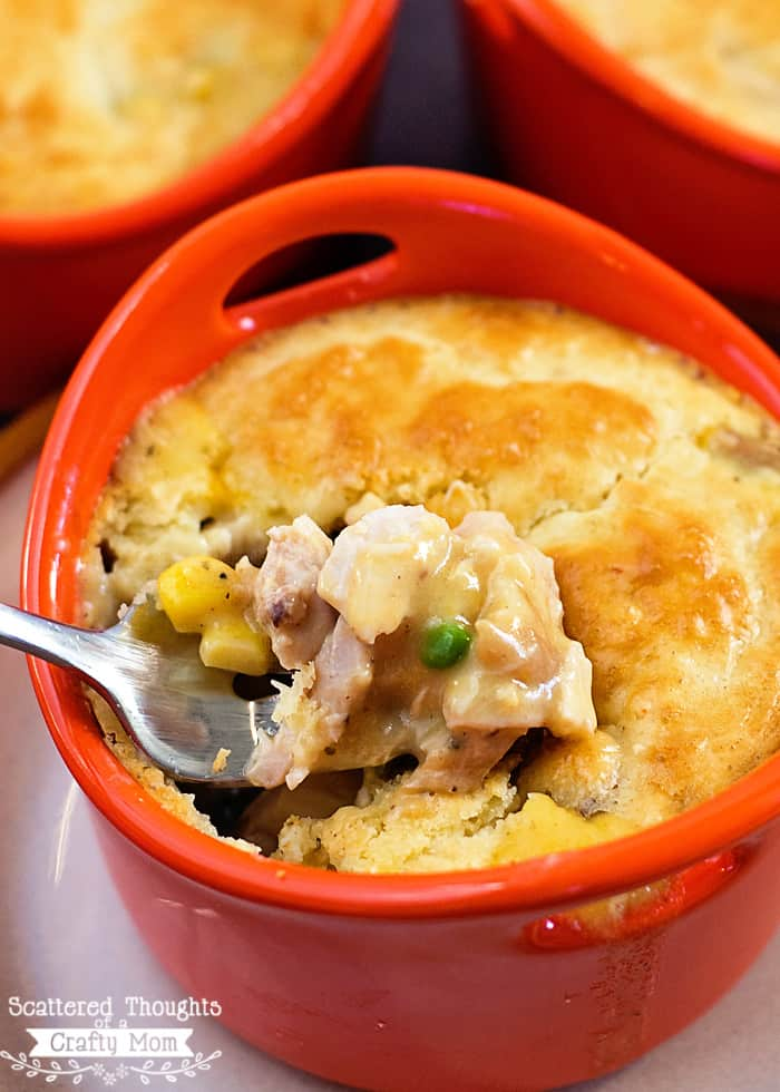 Bisquick pot pie recipe