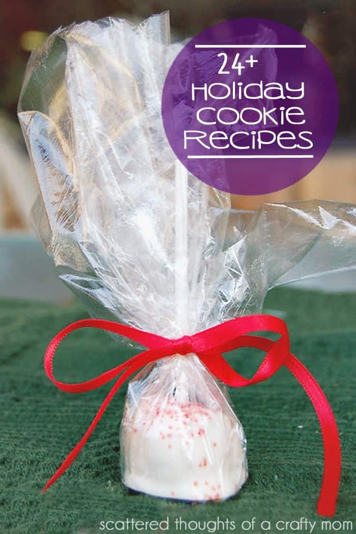 Easy Holiday Cookie Recipes (mostly no-bake!)