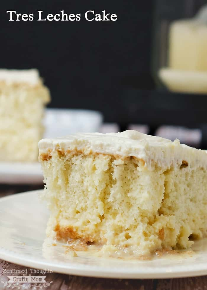 Deliciously easy to make, Tres Leches Cake Recipe.