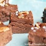 decadent chocolate fudge recipe
