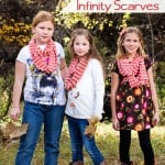 Gifts for Girls: 3 Minute Infinity Scarves