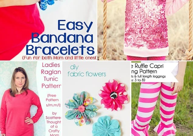 Readers Favorites: Collection of Favorite Sewing and Craft Projects