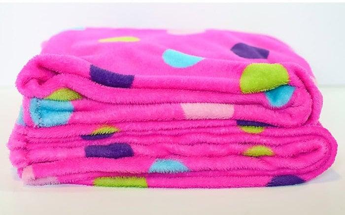 how to make a fleece blanket
