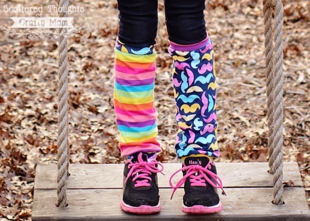 how to make crazy socks