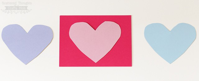 Paper crafts for valentines day