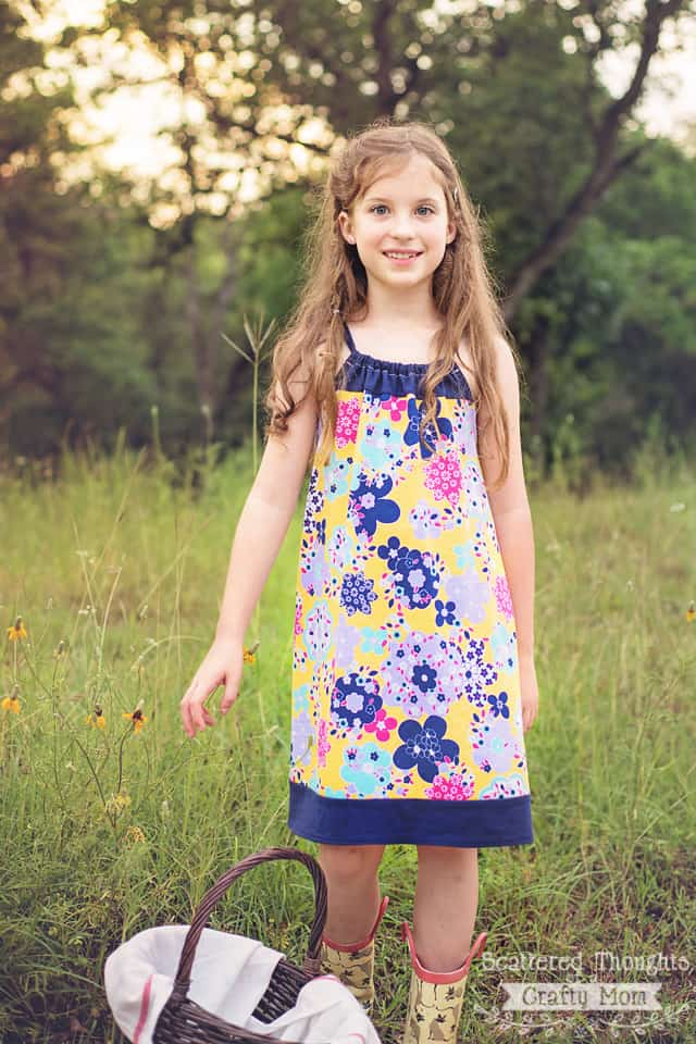 free halter dress pattern
