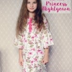 Pattern Re-Mix: The Princess Nightgown