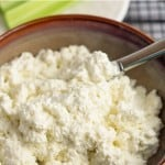 Easy microwave Ricotta Cheese