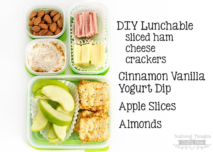 School Lunch Ideas to Make Your Kids Smile