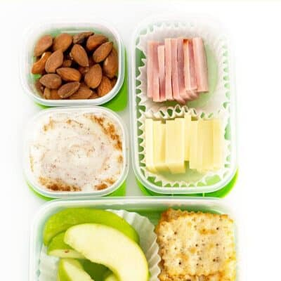5 School Lunch Ideas that your kids will love!