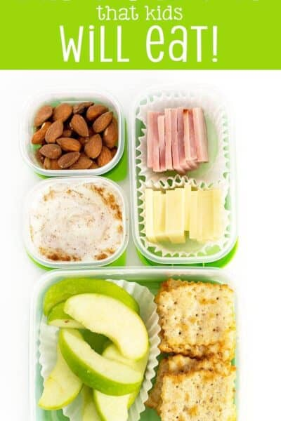 Kids healthy lunch ideas