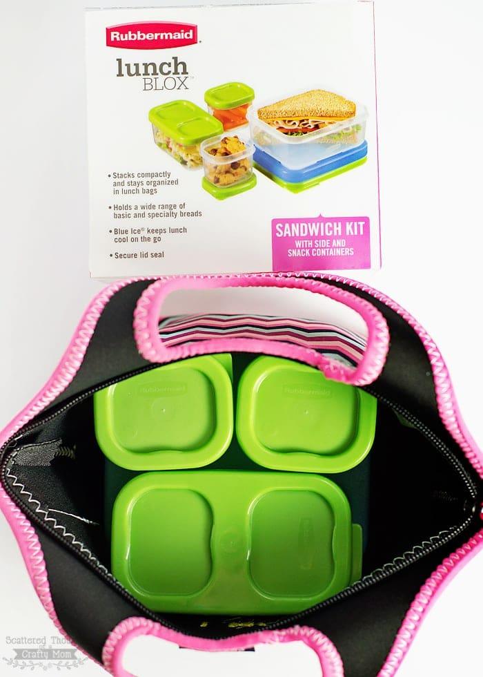 kids healthy school lunch ideas
