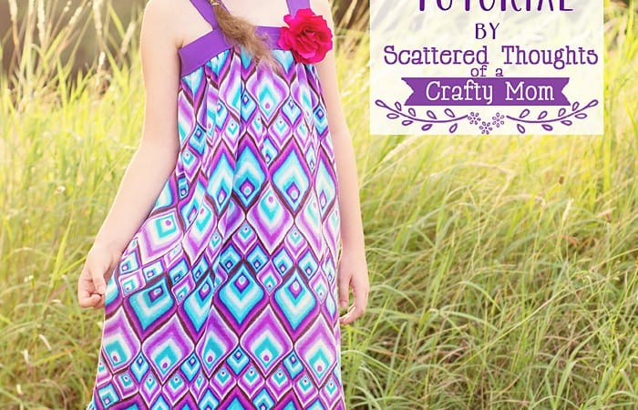 Bohemian Breeze Maxi Dress Tutorial