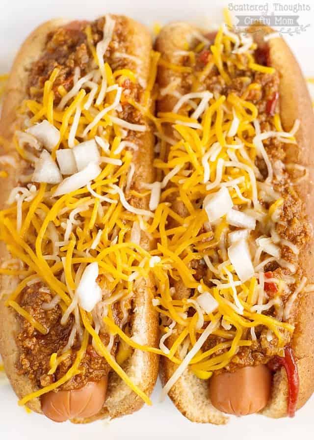 Low Carb Chili Dog Casserole Recipe