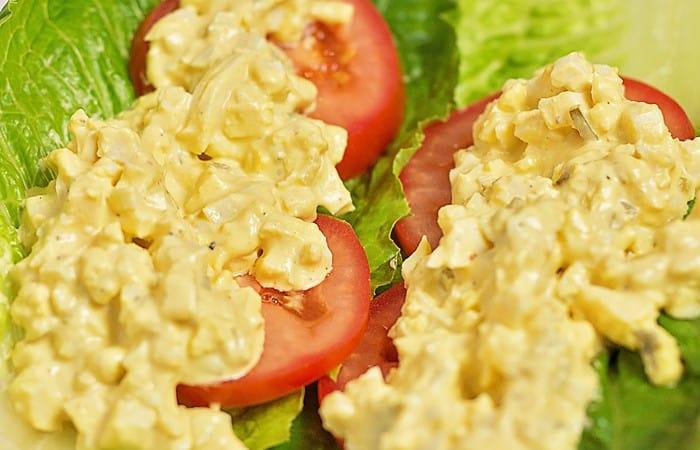 Egg Salad Recipe (w/ a kick of flavor!)