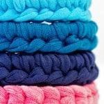 Simple Crocheted Bracelet