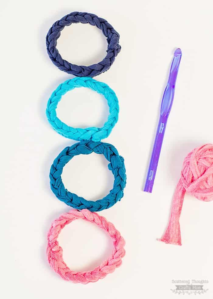 easy crochet project