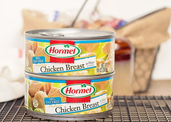 recipes with canned chicken
