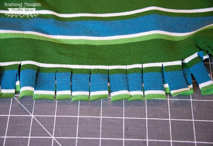 make a bag from a t-shirt