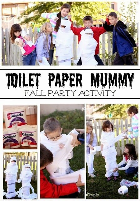 17+ Halloween Party Games for Kids