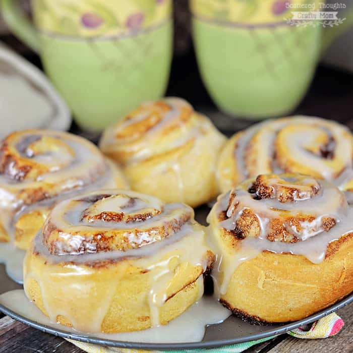 Holiday breakfast ideas.