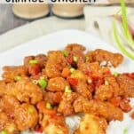 20 Minute Orange Chicken Recipe!