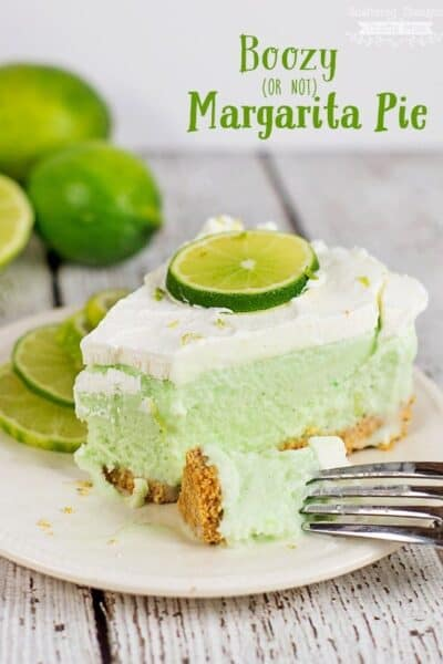 Easy Frozen Margarita Pie Recipe