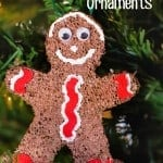Gingerbread Man Ornaments