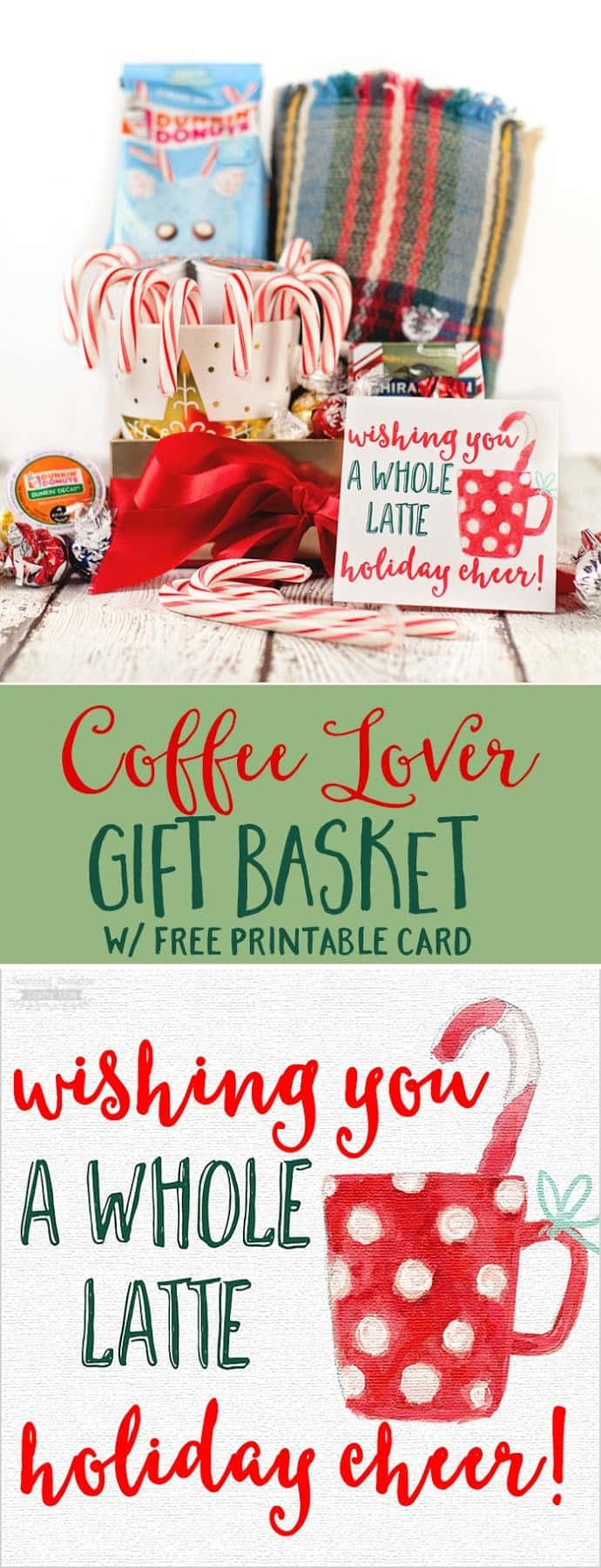 gift basket idea for the coffee lover in your life perfect for teachers coworkers