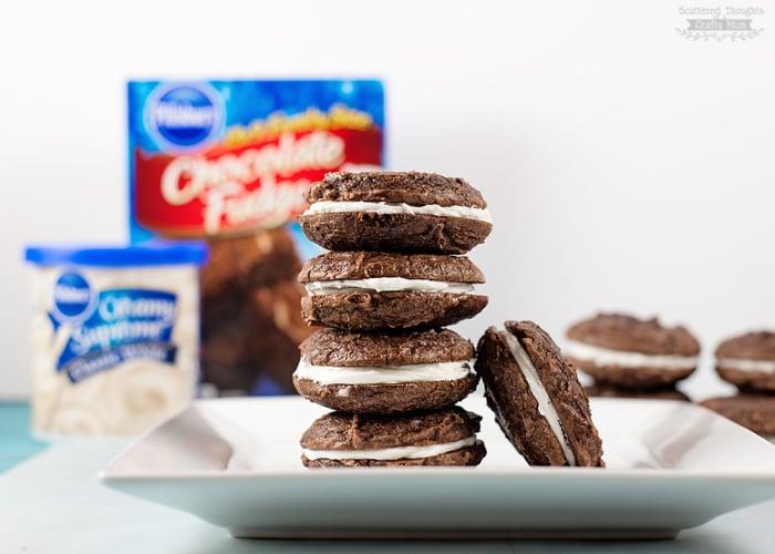 easy sandwich cookies