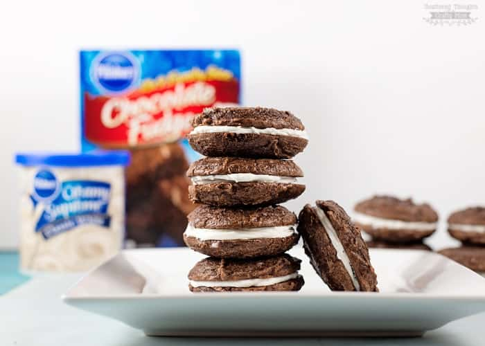 easy sandwich cookies