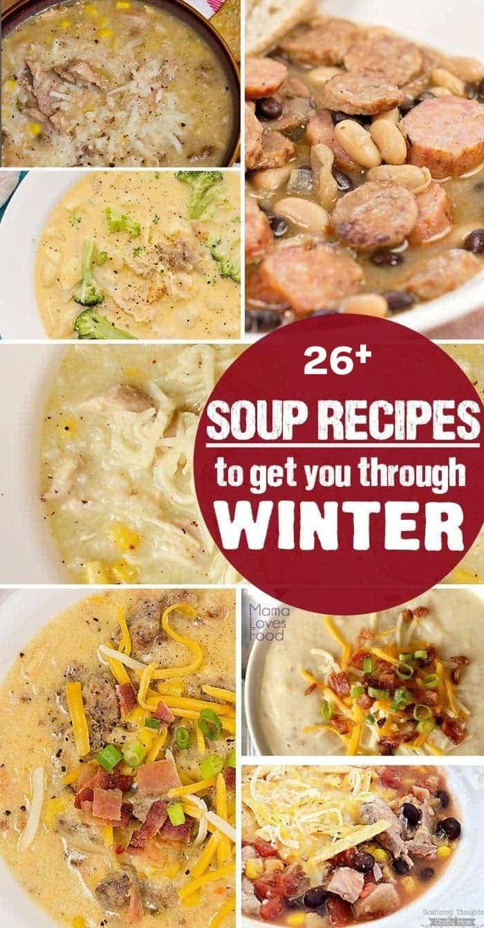 amazing Soup recipes