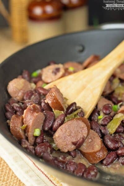 Red Beans & Rice w/ Sausage Skillet