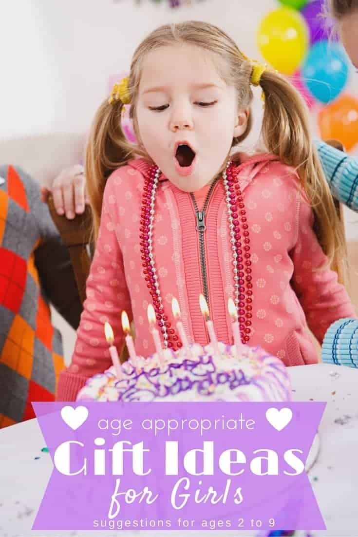 Great Gift Ideas for Young Girls